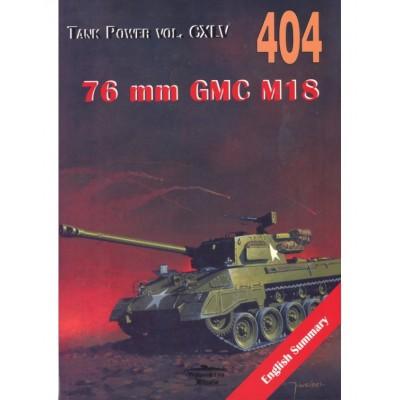 76mm GMC M18