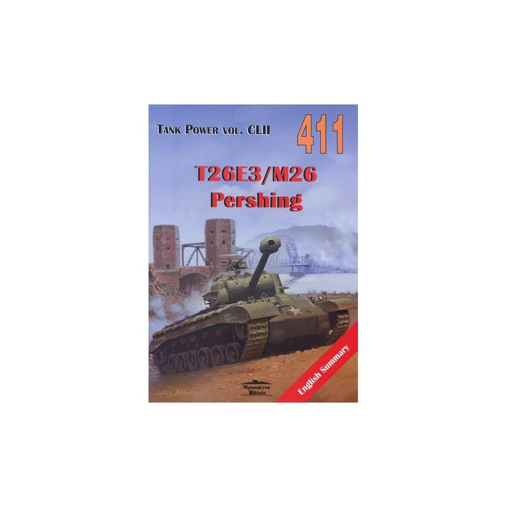 T26E3 / M26 Pershing
