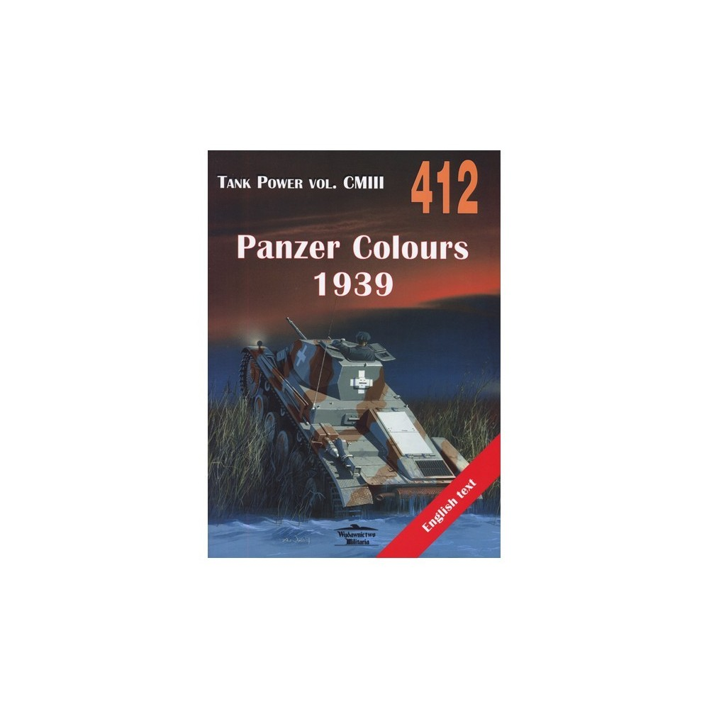 Panzer Colours 1939