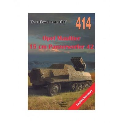 Opel Maultier 15cm Panzerwerfer 42