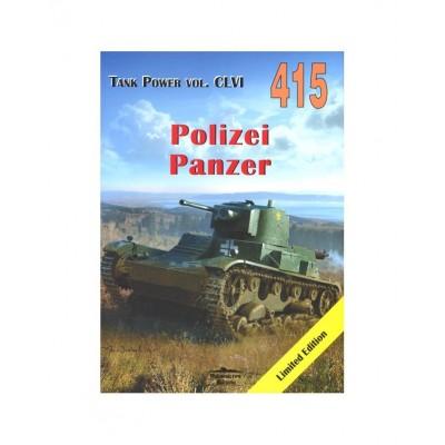 Polizei Panzerzüge