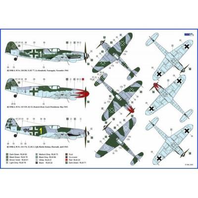 Messerschmitt Me 109K-4