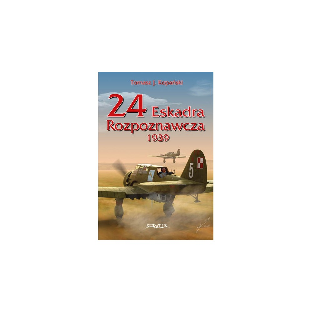 24 Eskadra Rozpoznawcza 1939