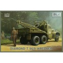 Diamond T 969 Wrecker
