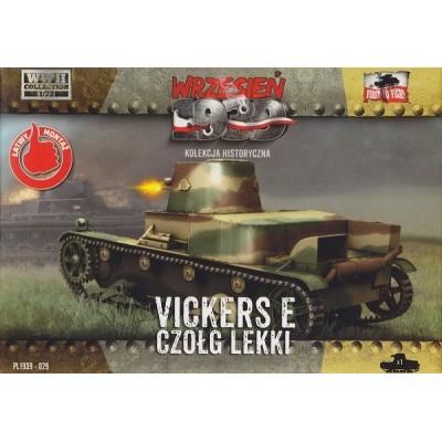 Vickers 6 ton Mk. E