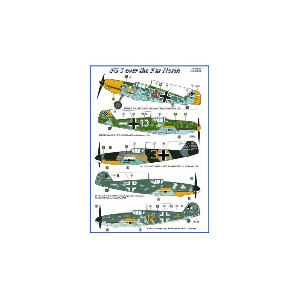JG 5 over the Far North