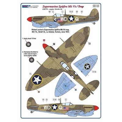 Spitfire Mk.V / Trop