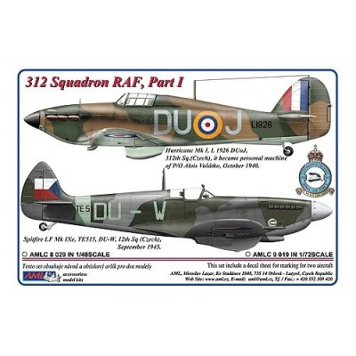 312th  Squadron RAF ,    Part I