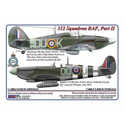 312th  Squadron RAF ,    Part II