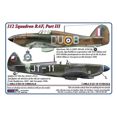 312th  Squadron RAF ,    Part III