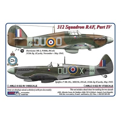 312th  Squadron RAF ,    Part IV
