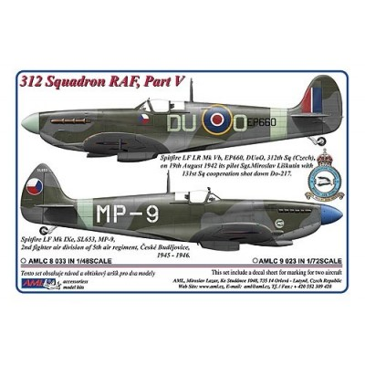 312th  Squadron RAF ,    Part V