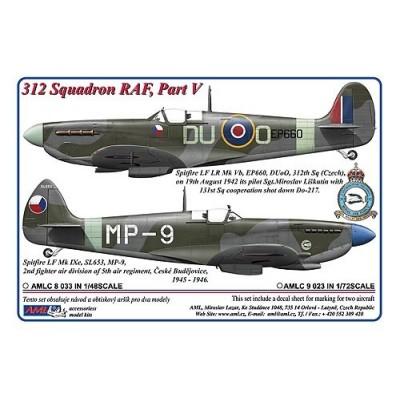 312th  Squadron RAF ,    Part V