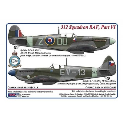 312th  Squadron RAF ,    Part VI