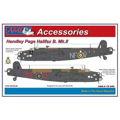 Handley Page Halifax  B. Mk.II