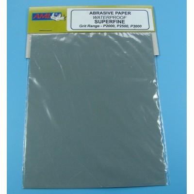 Abrasive Paper Set - SUPERFINE