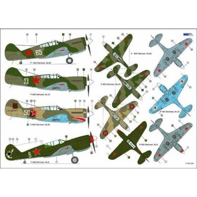 P-40 / Lend - Lease series, Part II