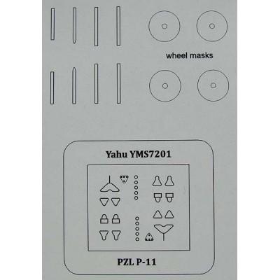 PZL P.11c - Set
