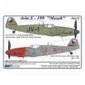 """Avia  S-199   """" Mezek """", Part II"""