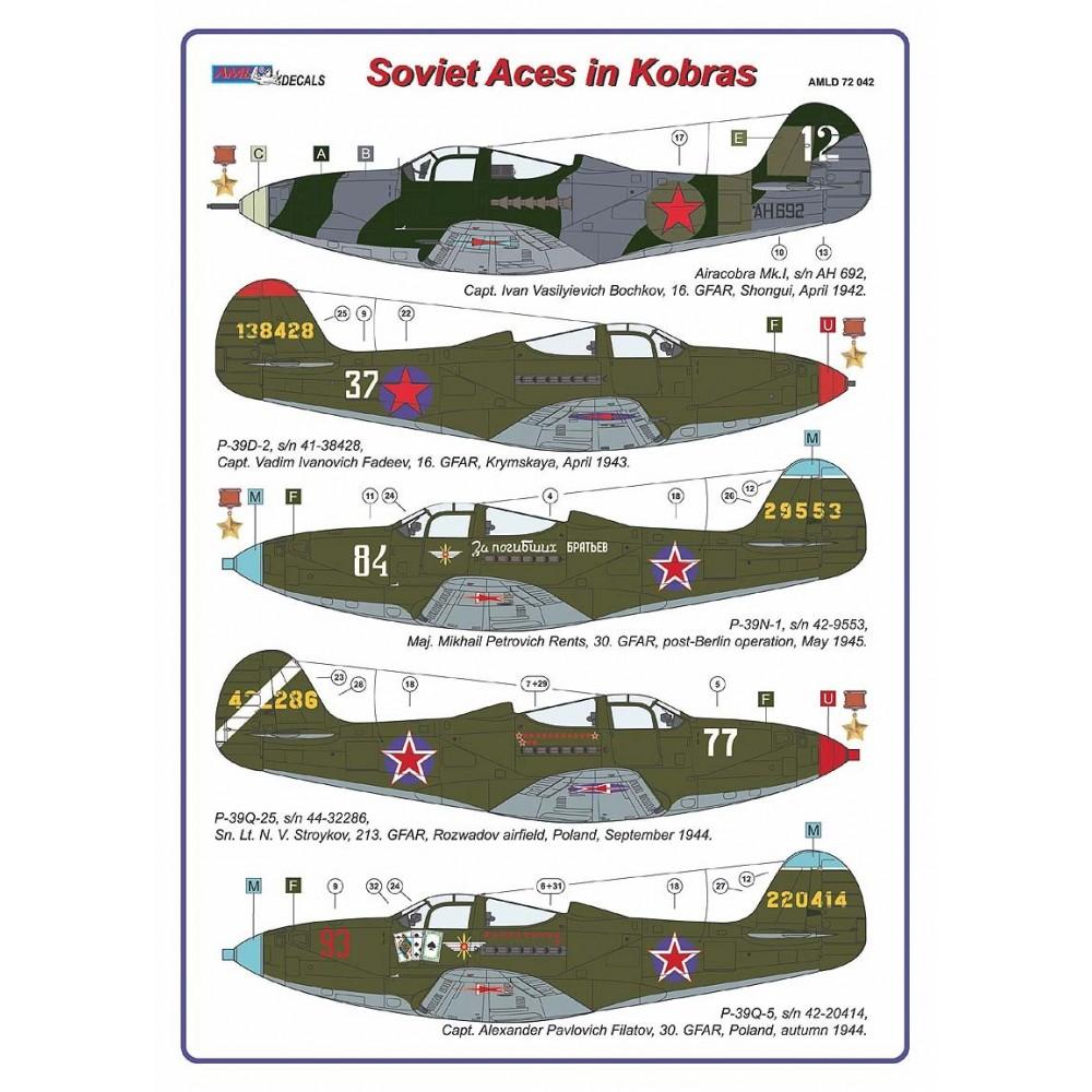 Soviet Aces in Kobras