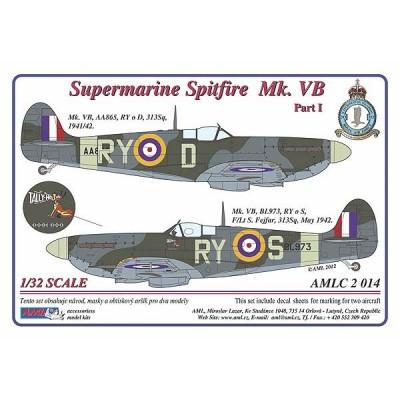 Supermarine Spitfire Mk. VB, Part I