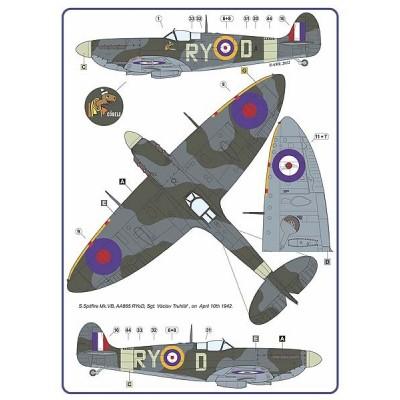 Supermarine Spitfire Mk. VB, Part II