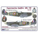 Supermarine Spitfire Mk. VB, Part III