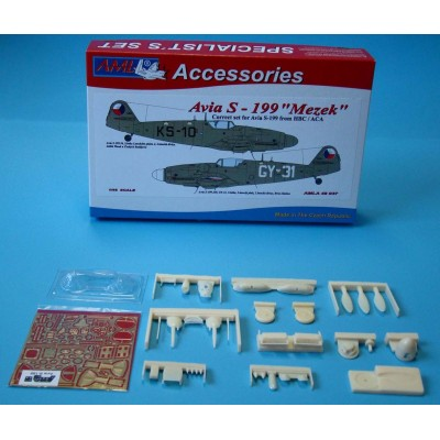 Avia S - 199 ( correct set) Part I