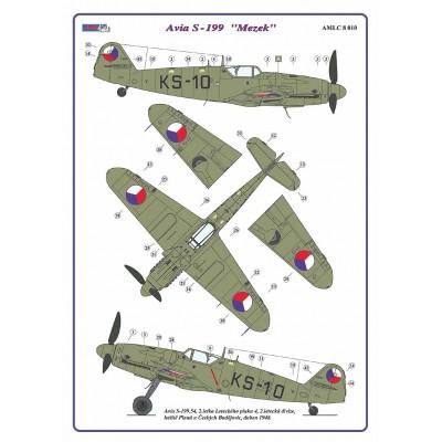Avia S - 199 ( correct set) Part I