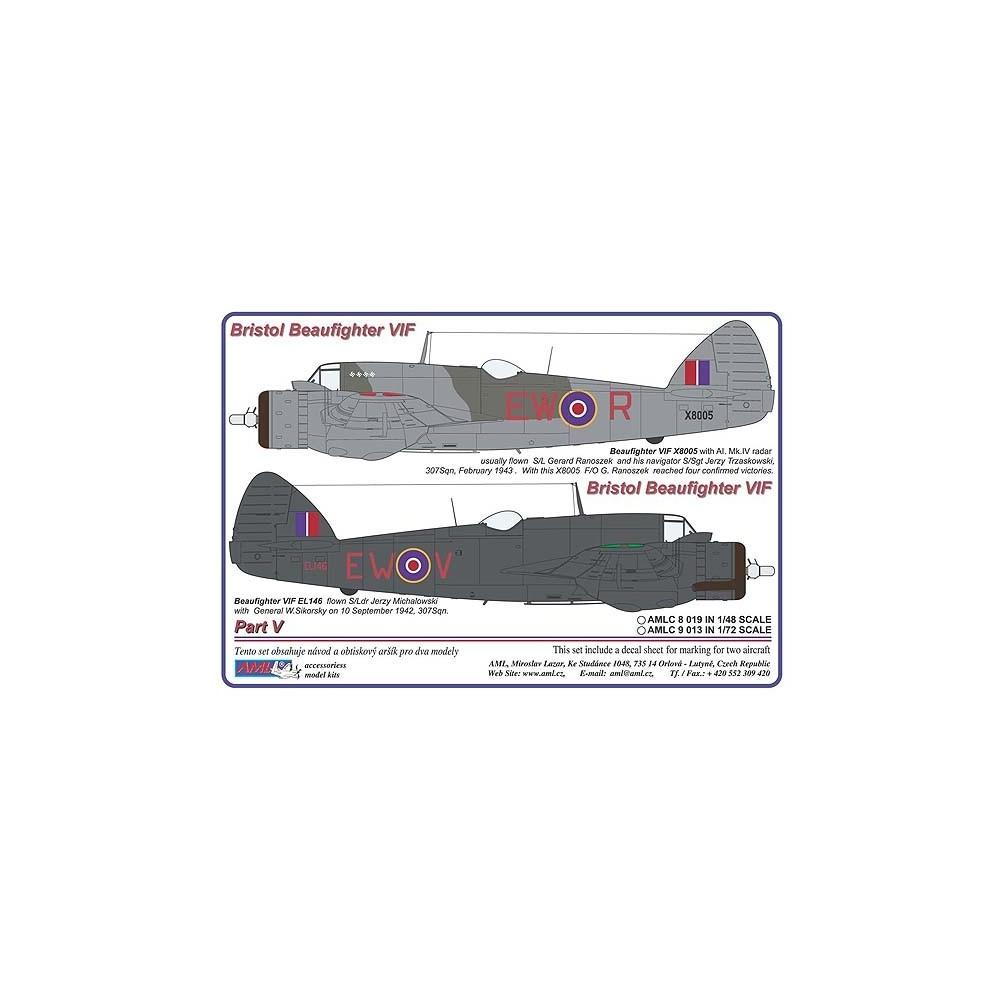 B.Beaufighter  / Part V