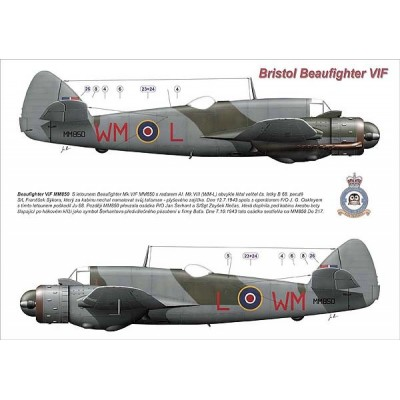 B.Beaufighter  / Part IV