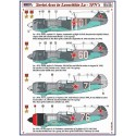 Soviet Aces in Lavochkin La-5FN's