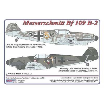 Messerschmitt Bf 109B-2