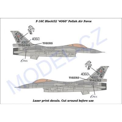 """F-16C Block52+ """"4060"""""""