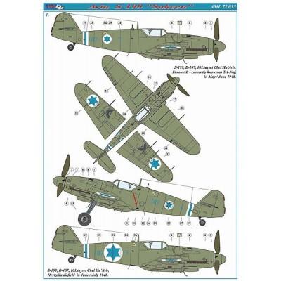 Avia S – 199 Sakeen ( correct set)