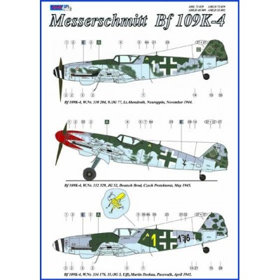 Messerschmitt Bf 109 K -4, Part 2