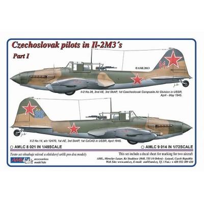 Czechoslovak pilots in Ilyushin Il-2m3´s / Part I