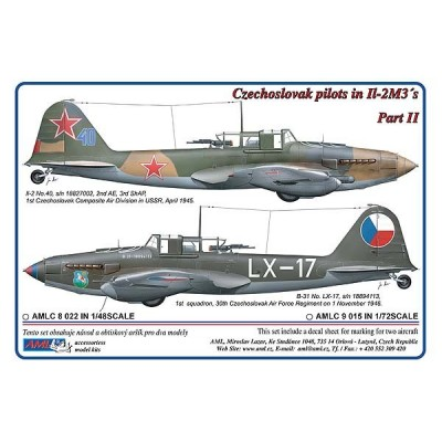 Czechoslovak pilots in Ilyushin Il-2m3´s / Part II