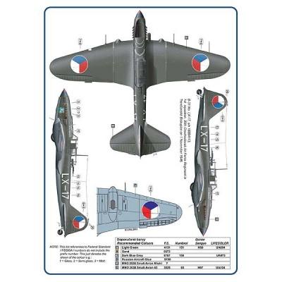 Czechoslovak pilots in Ilyushin Il-2m3´s / Part II