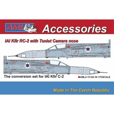 IAI Kfir RC-2 with Tsniut camera nose