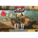 Renault FT-17 light tank WWII