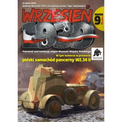 Wz.34 / II Polish Armored Car