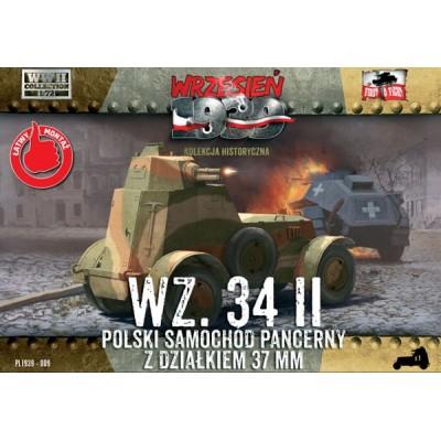 Wz.34 / II Polish Armored Car