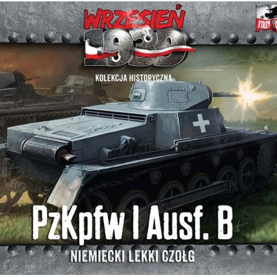 German PzKpfw I Ausf. B  light tank