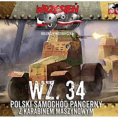 Wz.34 Polish Armored Car
