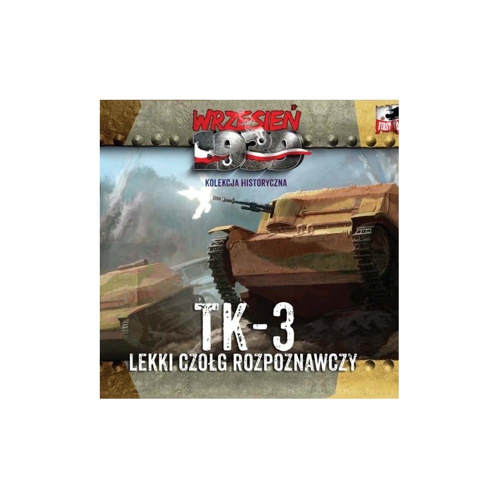TK-3 Polish reconnaissance light tank