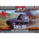 SdKfz 265  German PzKpfw I Ausf. B  light tank