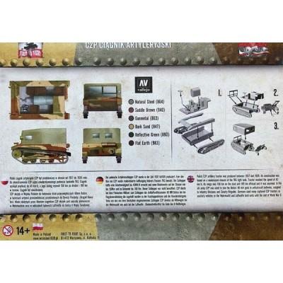 C2P Artillery Tractor