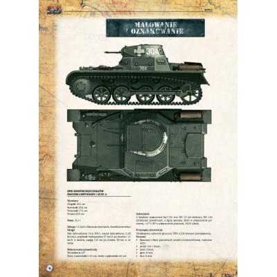 German PzKpfw I Ausf. A  light tank with 2 gun