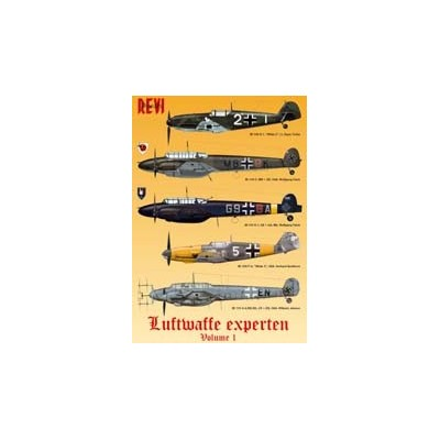 LUFTWAFFE  EXPERTEN  VOLUME  1